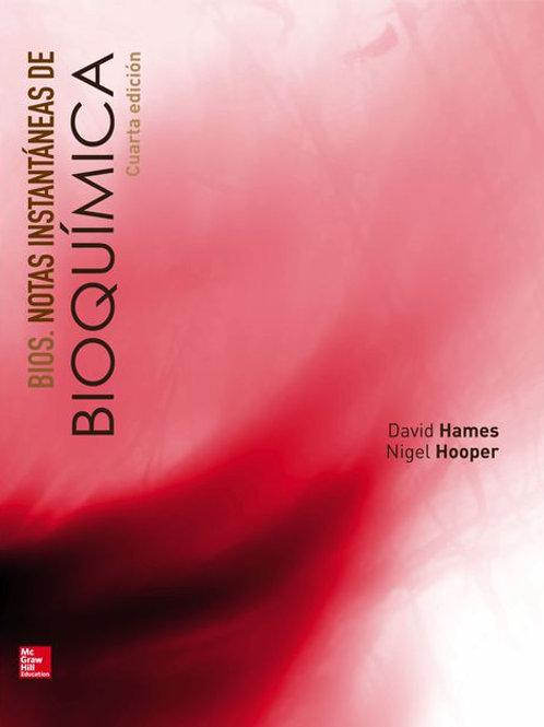 Bios. Notas instantáneas de bioquímica