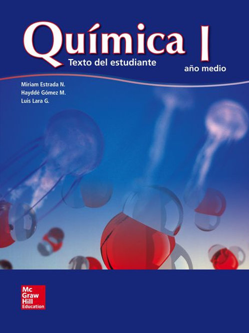 Química I año medio