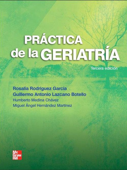 Práctica de la geriatría