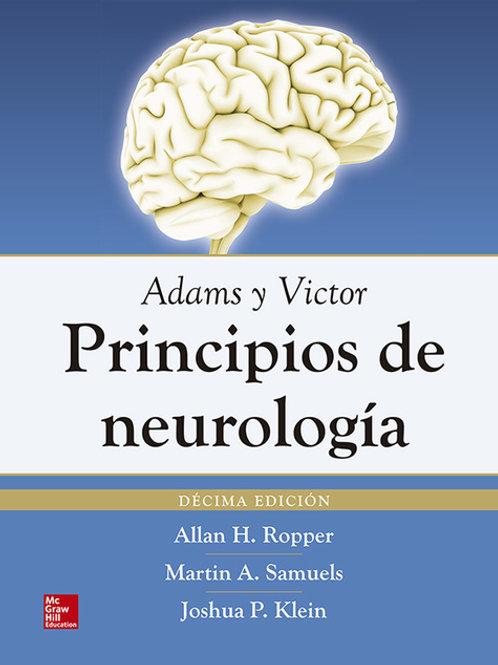 Adams y Victor. Principios de neurología