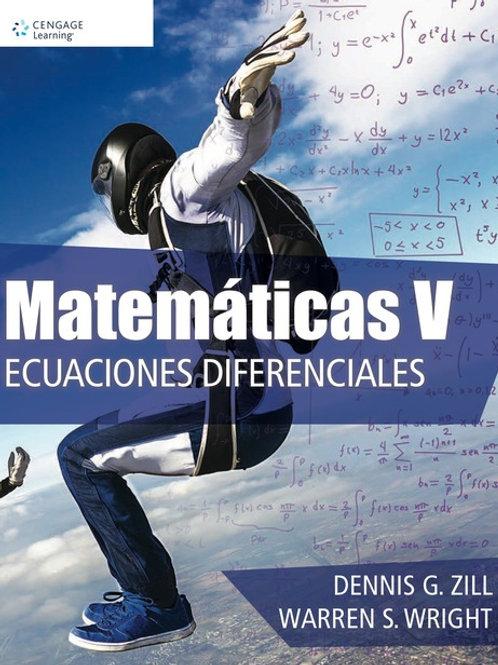 Matematicas V