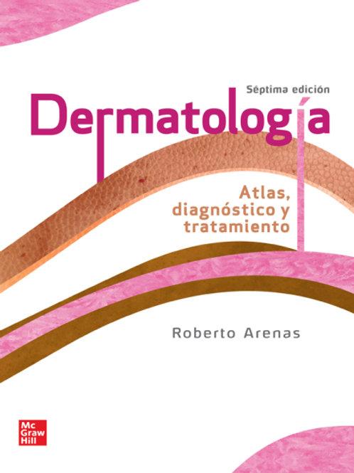 Dermatología. Atlas, diagnóstico y tratamiento.