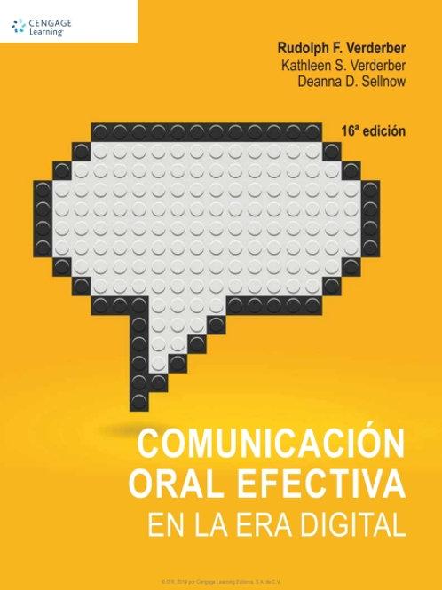 Comunicación oral efectiva