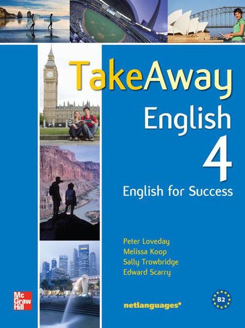 Takeaway English 4 Student Book