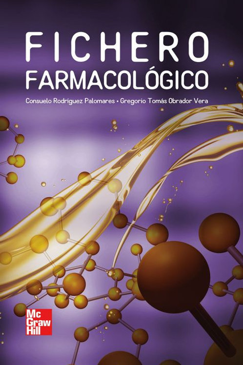 FICHERO FARMACOLÓGICO