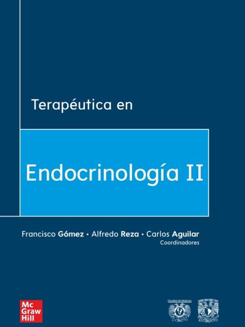 Terapéutica en ENDOCRINOLOGÍA II