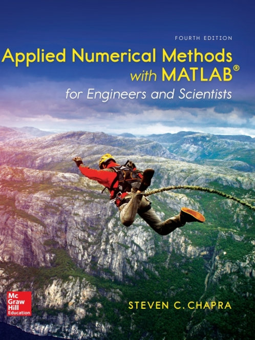 ISE Applied numerical methods with MATLAB for engineers and scientists