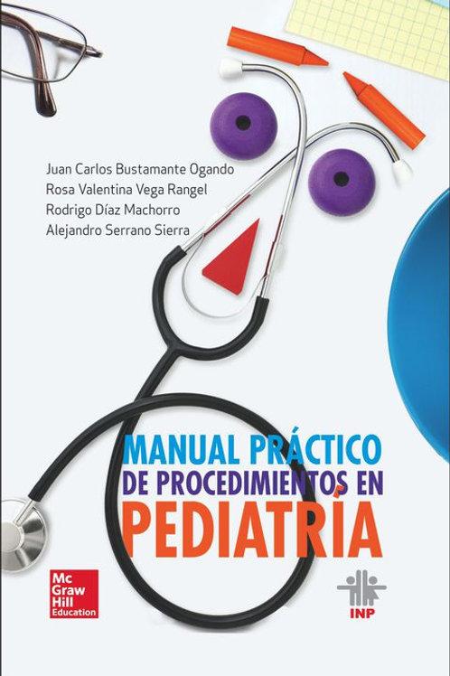 Manual práctico de procedimientos en pediatría