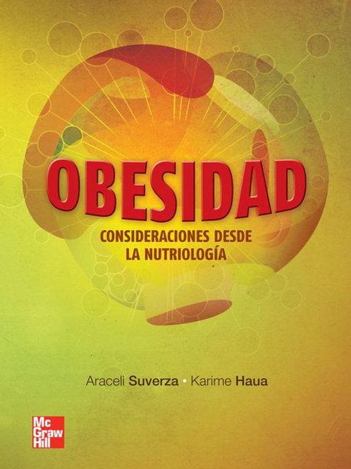 Obesidad. Consideraciones desde la nutriología