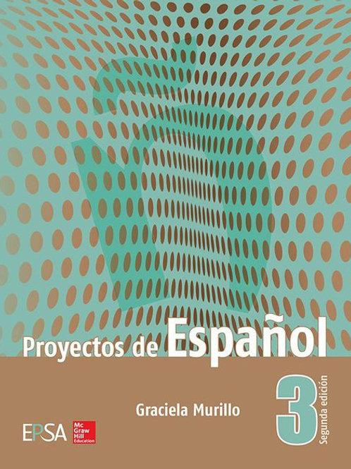 Proyectos de español 3
