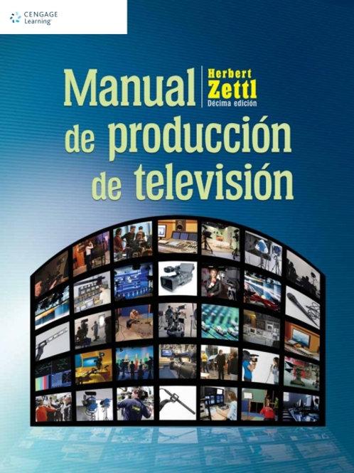 Manual de producción de Televisión