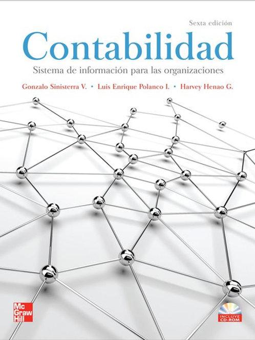 Contabilidad. Sistemas de información para las organizaciones