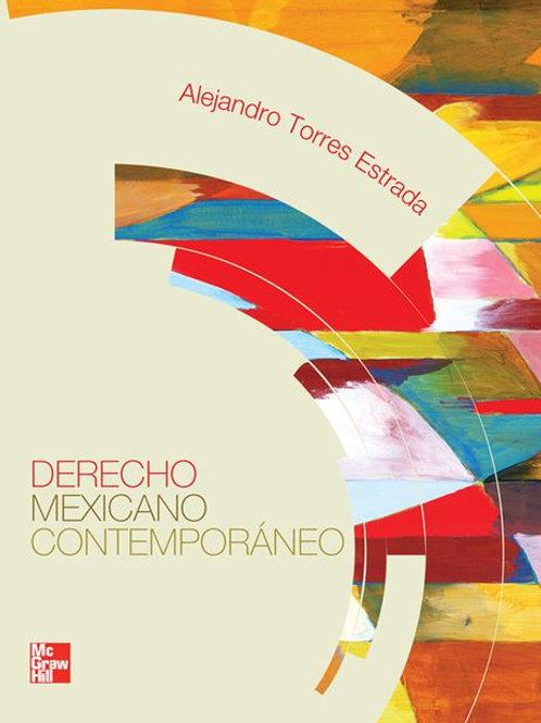 Derecho Mexicano Contemporáneo