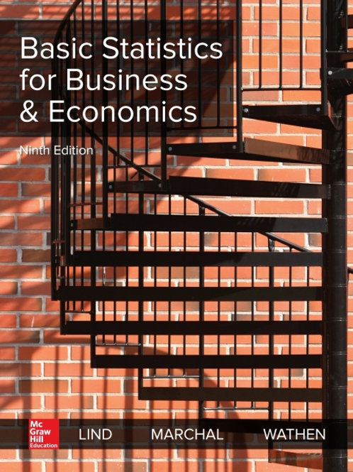 ISE BASIC STATISTICS FOR BUSINESS AND ECONOMICS