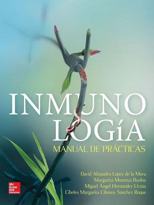 Inmunología. Manual de prácticas