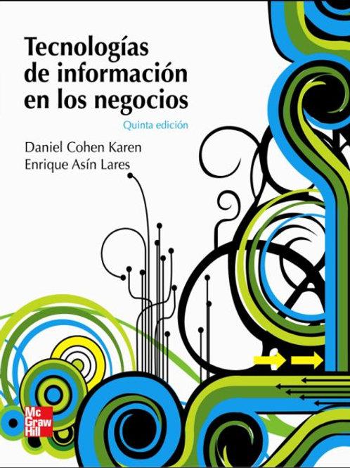 Tecnologías de información en los negocios