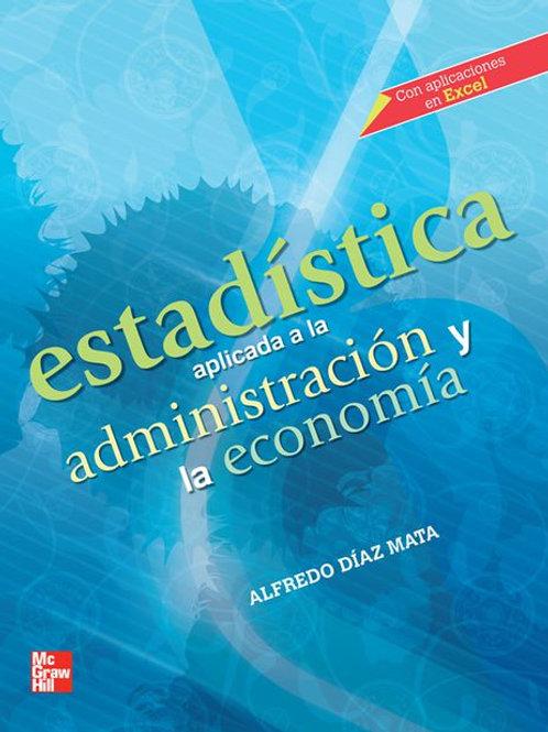 Estadística aplicada a la administración y la economía