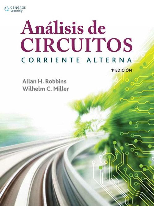 Análisis de circuitos. Corriente Alterna