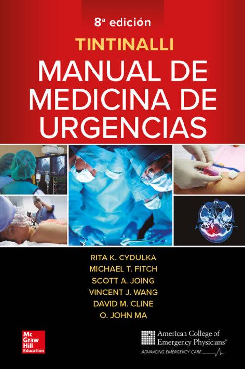 Tintinalli. Manual de Medicina de Urgencias
