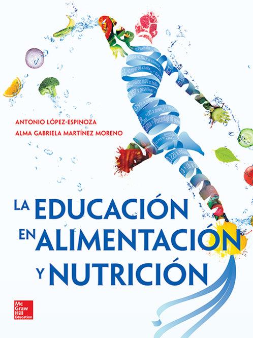 La educación en alimentación y nutrición
