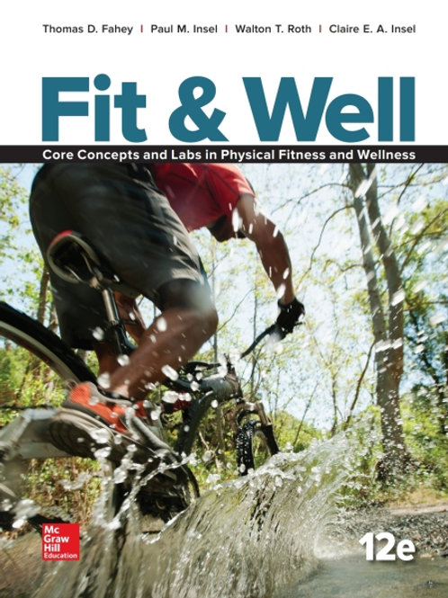 ISE FIT & WELL: CORE CONCEPTS & LABS PHYSICAL