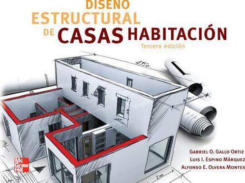 Diseño estructural de casas habitación