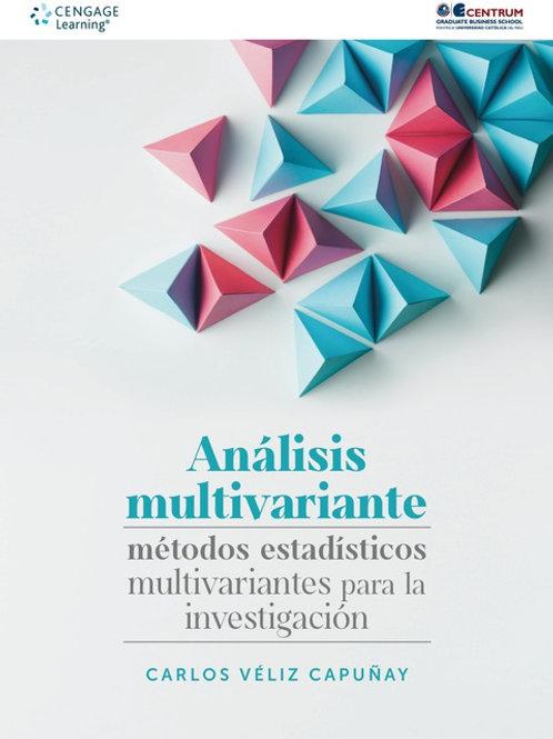 Análisis Multivariantes. Métodos estadísticos multivariantes para la Investi...