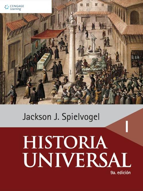 Historia universal, Volumen I.