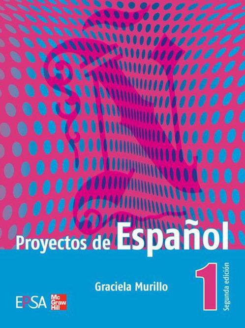 Proyectos de español 1