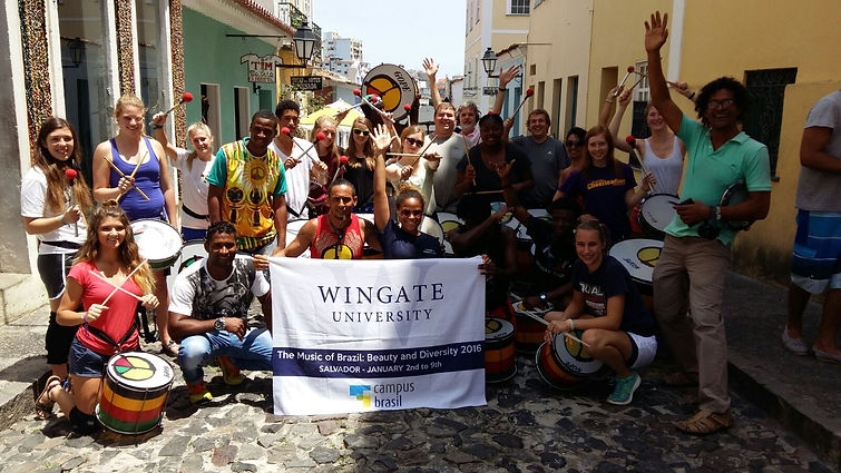 Wingate University in Salvador - Study Abroad