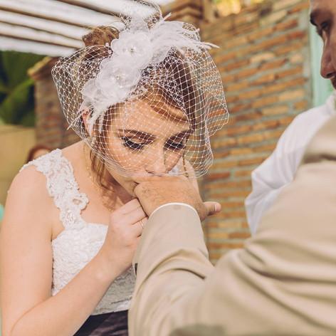 Noiva Casarão La Villa
