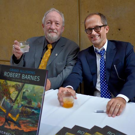 Bob and Michael for IU Eskenazi Museum of Art