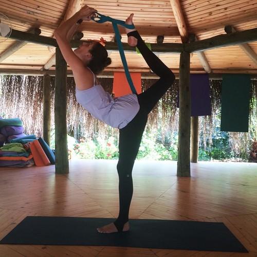 Dancer Variation with Strap