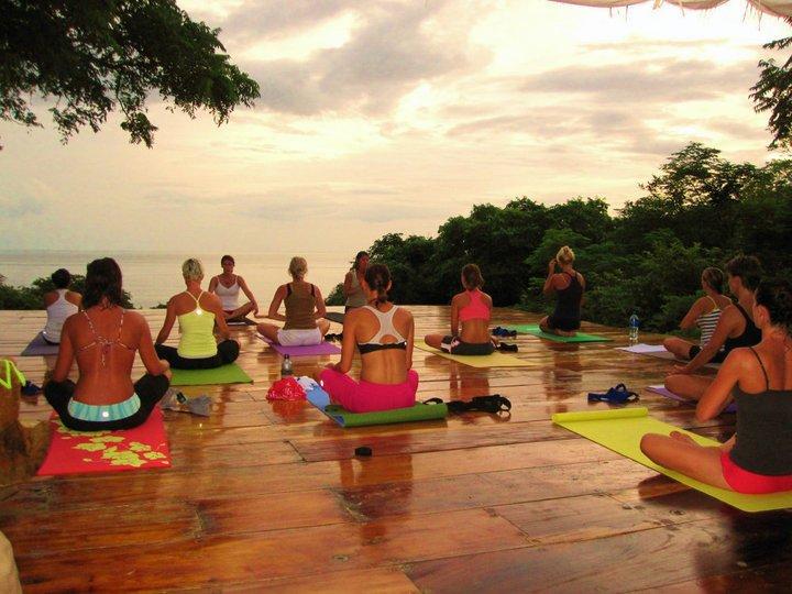 Girls yoga 2
