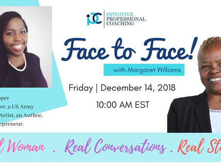 Face to Face with Margaret Williams