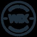 Logo der offiziellen Webdesign - WIX-Experten
