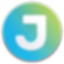Logo vom Webdesign Baukasten Jimdo.e