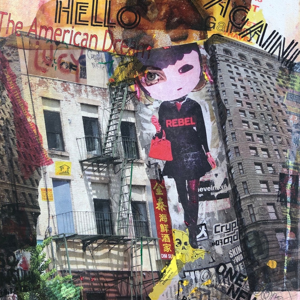 Icons@NYC, 4 Miss Rebel of China Town