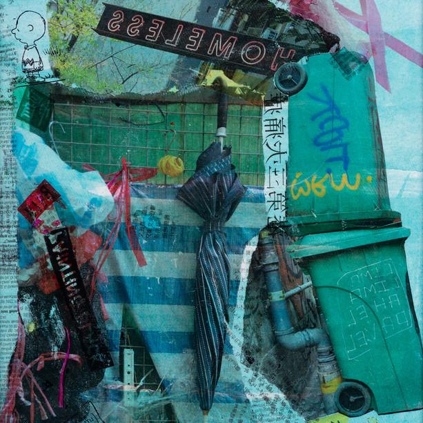 Icons@Hong Kong, 11  umbrella