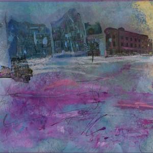 City II (purple series)