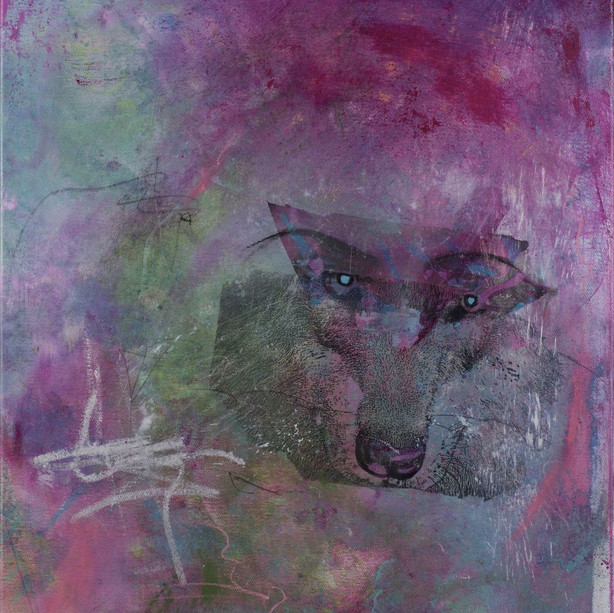 Icons@Different, 5 purple (wolf)