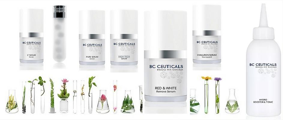 BC Ceuticals - reine, vegane Kosmetik für empfindliche Haut ohne Konservierungsstoffe, vegan, ohne Mikroplastik, ohne Duftstoffe