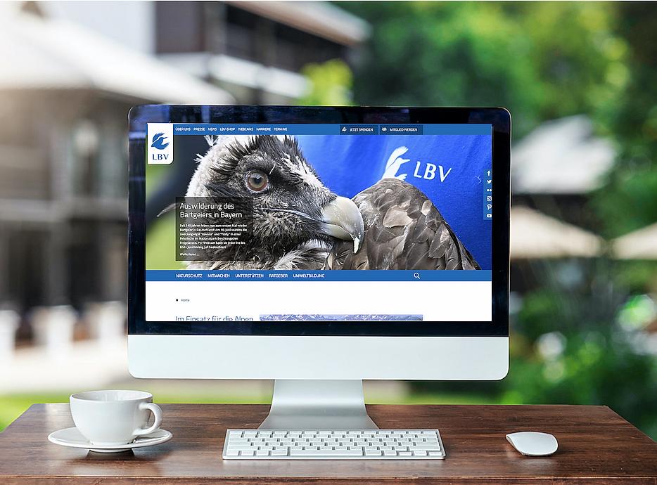 Webdesign Agentur für Natur und Umwelt sowie Naturschutz und Umweltschutz - Nürnberg, Deutschland