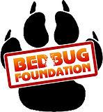Pfote Log Bettwanzen Foundation - Bettwanzen finden und bekämpen