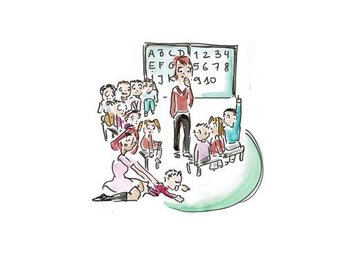Schule gesucht -Teil 2