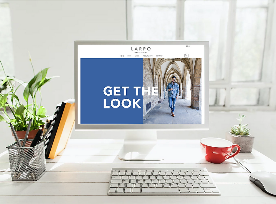 Webdesign Agentur für Wolfenbüttel, Niedersachsen - Erstellung von Webseiten für Mode, Modegeschäfte, Fashion und Styling