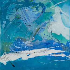 Blue again (longing for blue) II