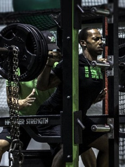Small Group Strength Training (12 Sessions)