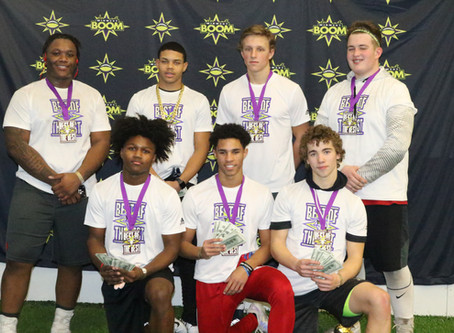 Best of the Best Winter Showcase Top Performers