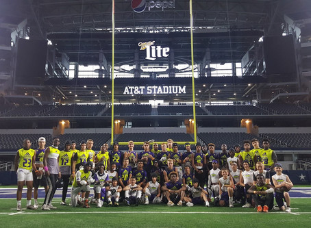 Chicagoland's Best Athletes Prepare For BOOM's National 7v7 Tryouts Sunday